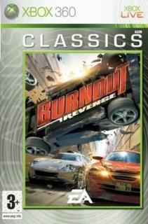 Burnout Paradise Platinum Hits Xbox 360 Nuevo Y Sellado