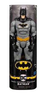 Figura Articulada Batman Renacimiento 30 Cm Original 67800b