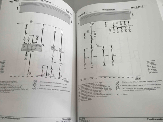 Livroaudi A6 Manual Eletrico, Scan Tool Diagnostics