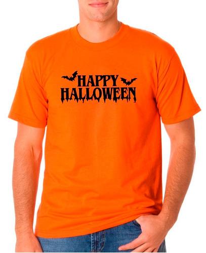 Camisetas Feliz Hallowen Dia Das Bruxas
