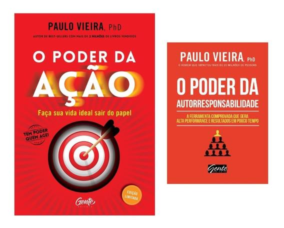 O Poder Da Ação + Poder Da Autorresponsabilidade - P. Vieira