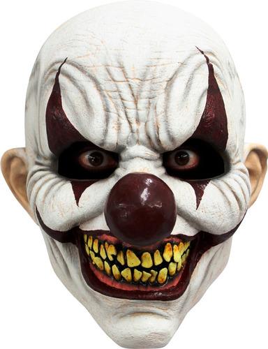 Imagen 1 de 1 de Máscara Chomp Clown Máscara De Payaso Terror Halloween