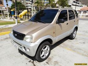 Toyota Terios Lx Automatica