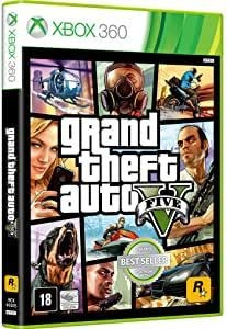 Gta 5 Xbox 360 3 Brindes Jogue Online