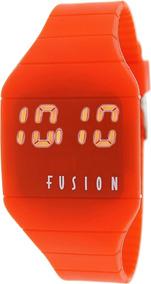 Reloj De Cuarzo De Plástico Para Hombre De Dakota, Color Ro