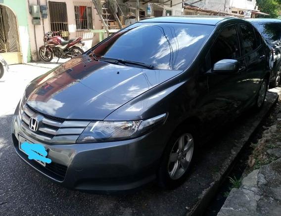 Honda City 1.5 Lx Flex 4p 2010
