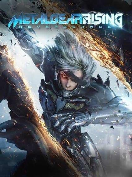 Metal Gear Rising: Revengeance Para Ps3