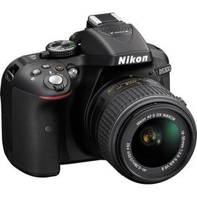 Promoção Nikon D5300 Kit Lojista Garantia Pronta Entrega Nf