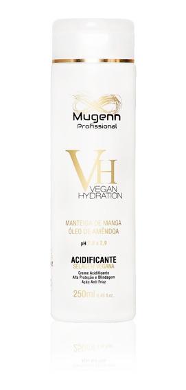 Acidificante Vegano Mugenn Cosméticos Vegan Hydration - 250m
