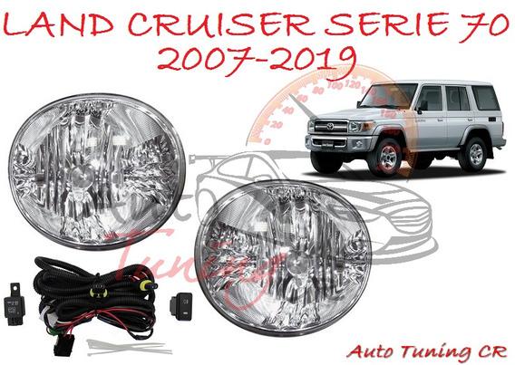Halogenos Toyota Land Cruiser Serie 70 2007-2019
