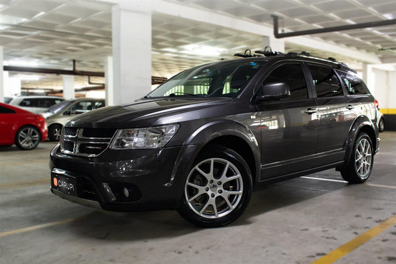Dodge Journey 3.6 Rt Awd V6 Gasolina 4p Automático