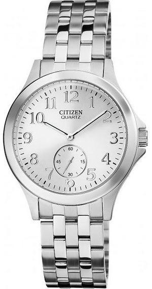 Reloj Dama Nuevo Citizen Cuarzo Modelo Eq9050-57a
