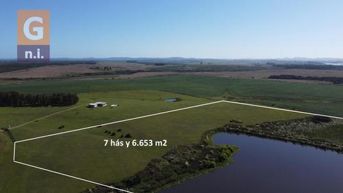 Campos Y Fracciones En Maldonado (laguna Del Sauce) - Ref. 4619