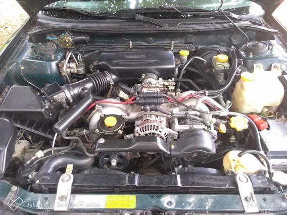 Subaru Outback Cabinado