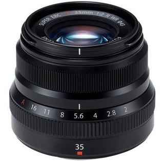 Lente Fujifilm Xf 35mm F/2 R Wr | Entrega Inmediata