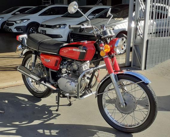 Honda Cb 125 K5