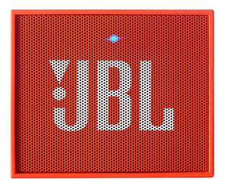 Parlante JBL Go portátil inalámbrico Orange