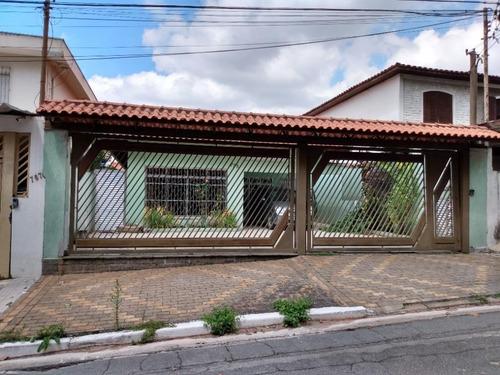Imagem 1 de 30 de Casa À Venda, 230 M² Por R$ 1.500.000,00 - Parque São Domingos - São Paulo/sp - Ca1551