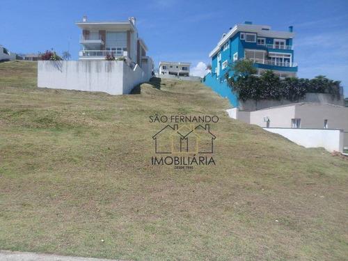 Imagem 1 de 1 de Terreno Residencial À Venda, Gênesis 2, Santana De Parnaíba - Te0857. - Te0857