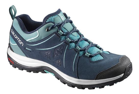 Zapatillas Mujer Salomon Ellipse 2 Ltr Trail Running Ar