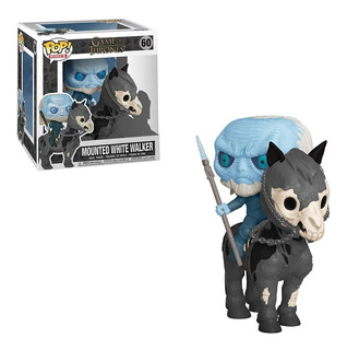 Funko Pop Rides Game Of Thrones White Walker On Horse