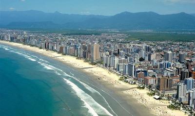 Terreno Em Balneário Esmeralda, Praia Grande/sp De 0m² À Venda Por R$ 75.000,00 - Te167230