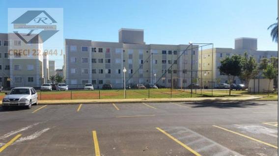Apartamento Com 2 Dormitórios À Venda, 51 M² Por R$ 167.090,15 - Vila Santa Cruz - Franca/sp - Ap3400