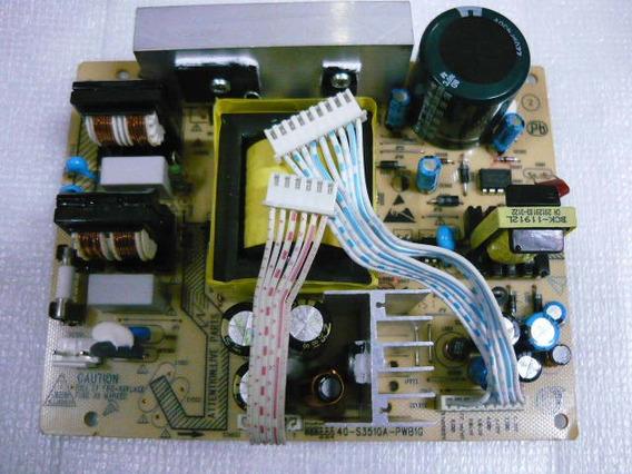 Placa Fonte Hts3510 Philips 40-s3510a-pwb1g Nova Original !!
