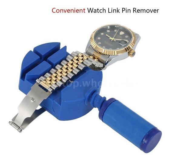 Kit Ferramenta Conserto Relógio Relojoeiro 19pç Grátis Frete