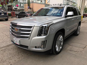 Cadillac Escalade 6.2 Plinum 4x4 At 2016