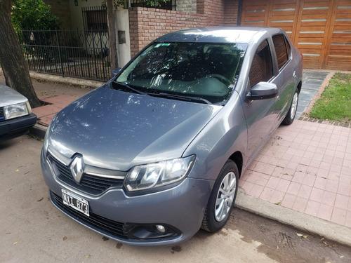 Renault Nuevo Logan Ii 1.6 8v Expression C/gnc