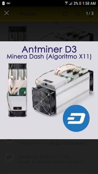 Antminer D3 Pronta Entrega Somente Retirada Em Sp.