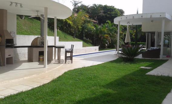 Casa Residencial À Venda, Granja Viana Chácara Vale Do Rio Cotia, Carapicuíba - Ca13066. - Ca13066