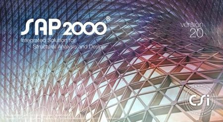 Programa - Sap2000 V20 32 Bits Y 64 Bits Ultima Version