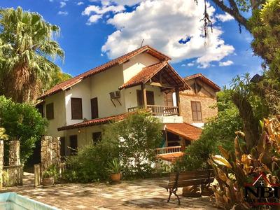 Casa Itanhangá - Condomínio Village, 6 Quartos