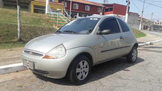 Ford Ka 1.0 2000 * Completo - Ar *