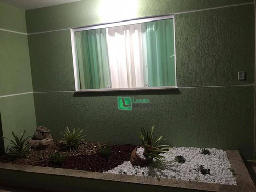 Sobrado Com 3 Dormitórios À Venda, 110 M² Por R$ 490.000 - Vila Medeiros - São Paulo/sp - So0426