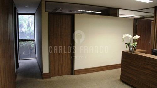 Imagem 1 de 13 de Chácara Sto Antonio - Conj. Comercial - Venda - 150 M² Uteis - Cf14781