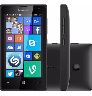 Lumia 435 + Funda Ejecutiva + Templado