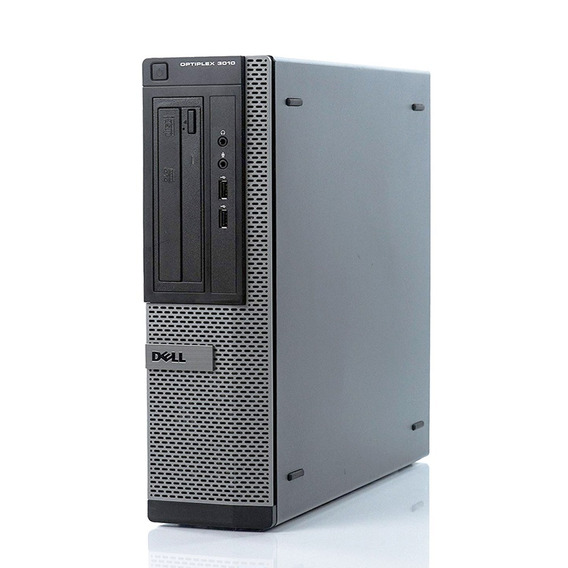Pc Cpu Dell Optiplex 3010 I3 3ªg+4gb+hd 1tb+ Windows 7!
