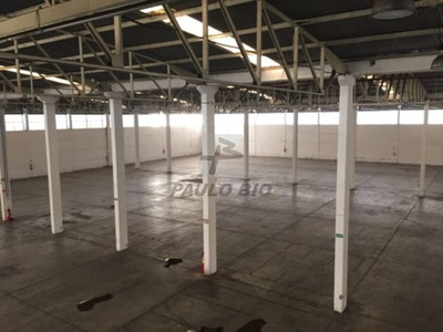 Galpao Industrial - Jardim Belval - Ref: 4560 - L-4560
