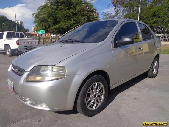 Chevrolet Aveo Sedan Automático