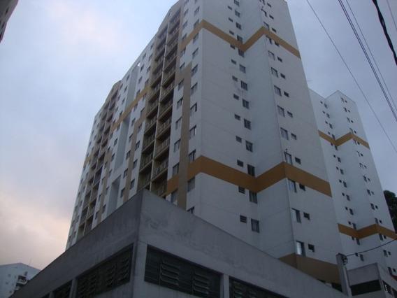 Apartamento Com 2 Quartos Para Comprar No Parque Taboão Em Taboão Da Serra/sp - 566