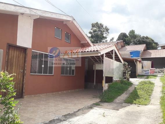 Casa Para Alugar No Bairro Vila Gilcy Em Campo Largo - Pr. - 474-2
