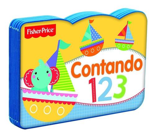 Libro Para Bebe: Contando 1 2 3 Fisher Price