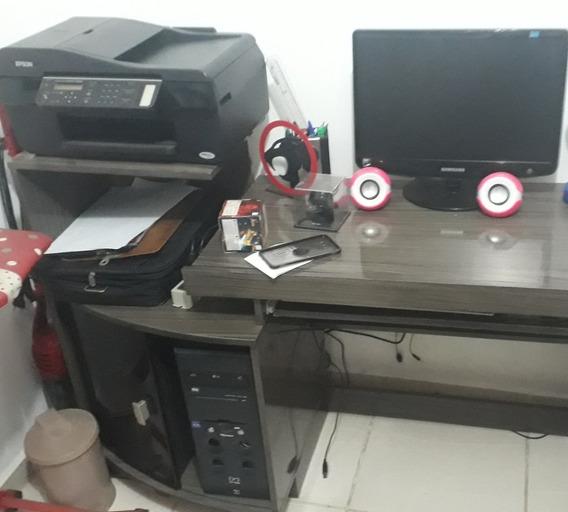 Computador Pc De Torre, Monitor, Teclado Mouse