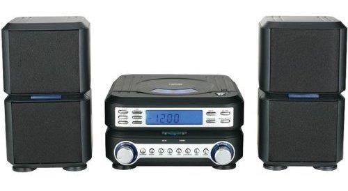 Naxa Nsm438 Digital Cd Micro System With Am Fm Radio Categ