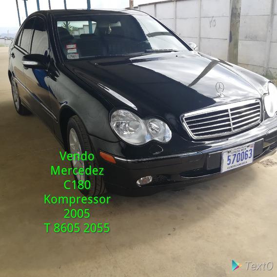 Mercedes-benz Clase C C180, Elegance, W203