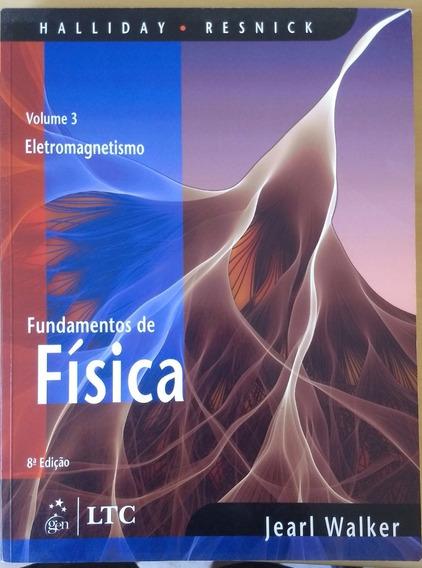 Fundamentos De Física Vol.3-8ªed. - Halliday-resnick-walker