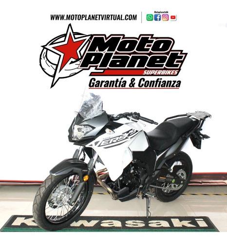 Kawasaki Versys 300 Blanco Abs 2020 Nueva Bogotá